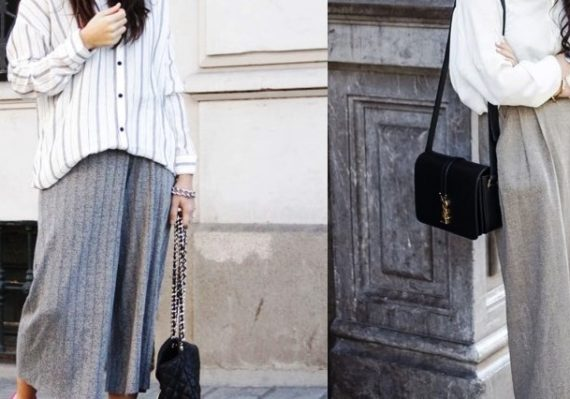 Cara Tampil Stylish Menggunakan Celana Kulot yang Bisa Dicoba