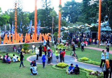 Taman di Kota Malang yang Terkenal dan Keren untuk Refreshing