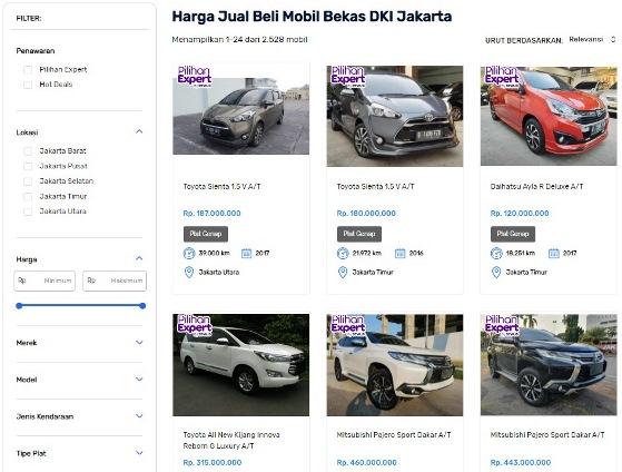 Keuntungan Beli Mobil Bekas di Seva