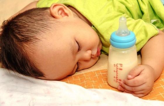 Tanda Tanda Bayi Alergi Susu Sapi