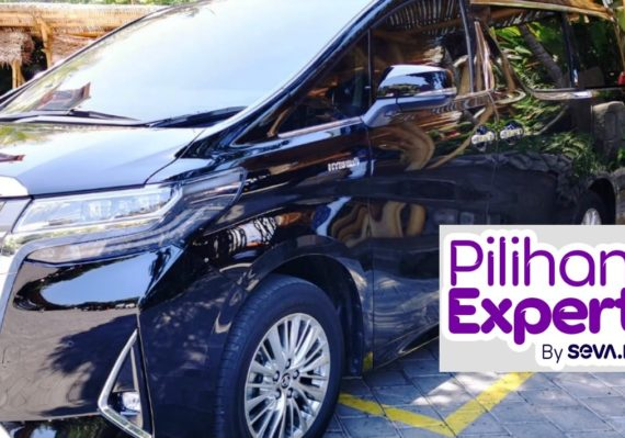 Beli Mobil Bekas Toyota Alphard di Seva.id, Mudah dan Terjamin