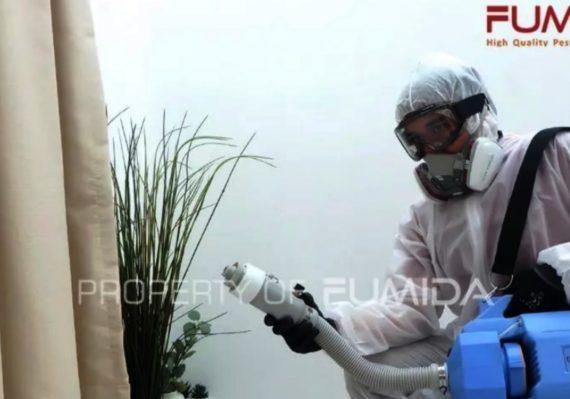 Tips Memilih Jasa Penyemprotan Disinfektan yang Tepat, Aman dan Terpercaya