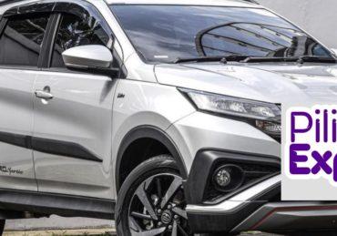 Beli Mobil Toyota Rush Bekas secara Online di Seva