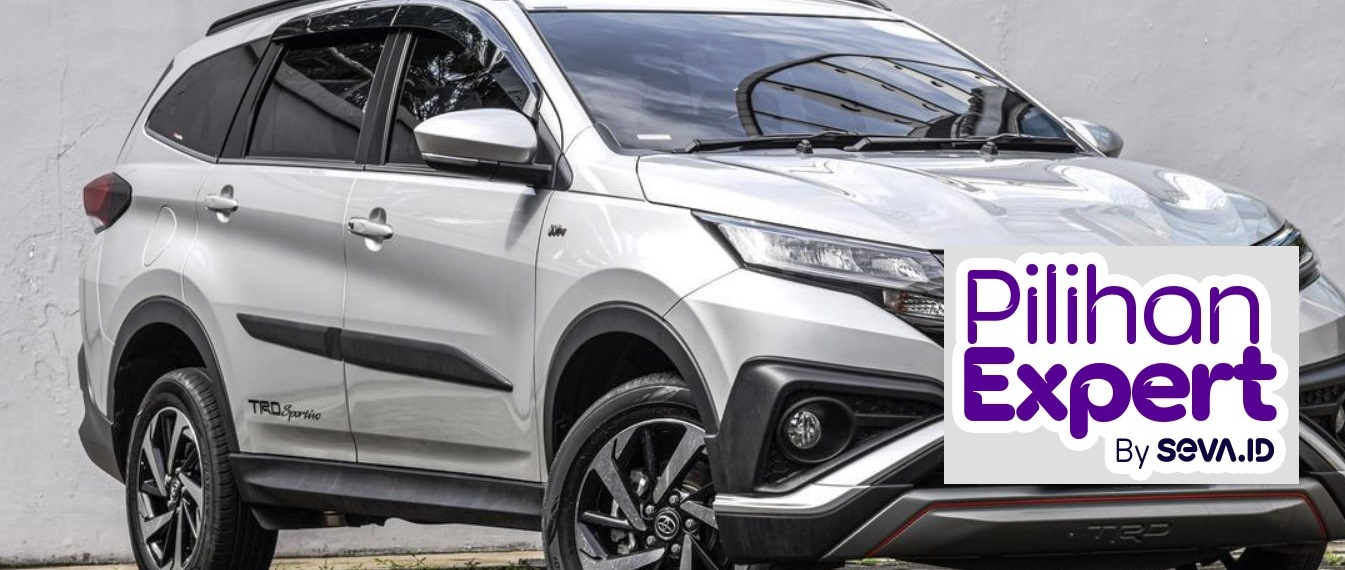 Beli Mobil Toyota Rush Bekas secara Online di Seva.id