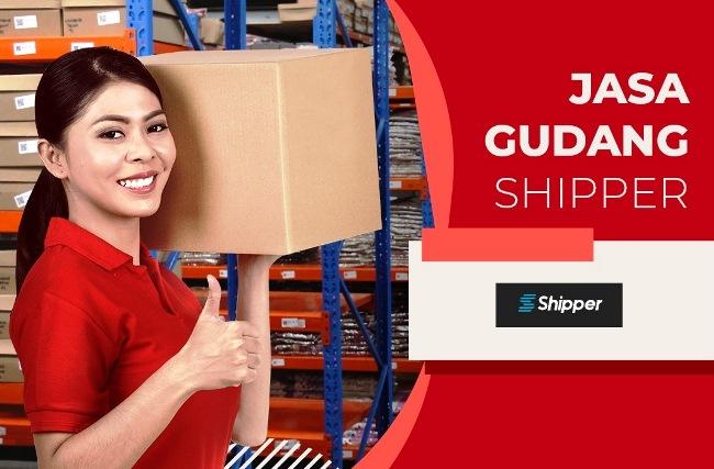 Gudang Shipper sebagai Solusi Layanan Warehouse