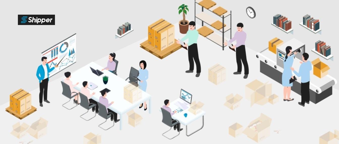6 Kemudahan Layanan Sewa Gudang Shipper sebagai Solusi Jasa Warehouse yang Efisien